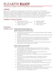 Dialysis Technician Resume Sample by Supply Technician Resume Resume For Your Job Application
