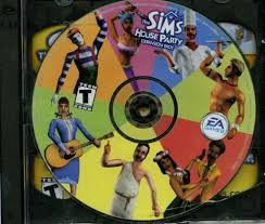 house party game 110 10933 the sims house party expansion pack video game pc