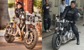 hellcat x132 dhoni ms dhoni vs ziva dhoni in pictures bike lover indian cricketer