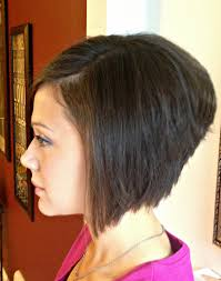 aline hairstyles pictures short stacked a line bob hairstyles ideas