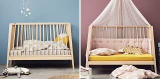 Modern Nursery Furniture by This Baby Cot Is Designed To Transform Into A Bed And Couch As The