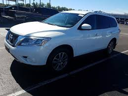 used nissan pathfinder 2014 used nissan pathfinder 2014 nissan pathfinder sv awd 1 owner