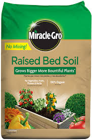 Miracle Grow Patio by Miracle Gro Raised Bed Soil