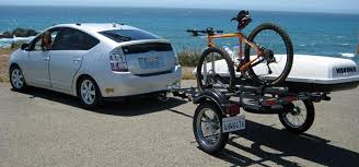 toyota prius bike rack question about hitch mount for bike rack on prius priuschat