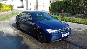 2007 bmw 325i bmw 325i m sport 2007 fsh 3 series le mans blue not 320i in