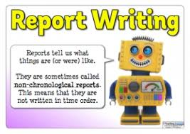 report writing template ks1 writing non fiction teaching ideas