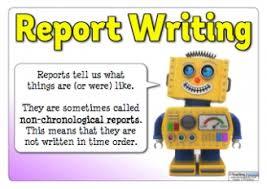 report writing template ks1 writing non fiction teaching ideas