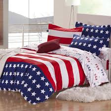 American Flag Awesome Bedroom Awesome American Flag Bedding With Duvet Cover And Night