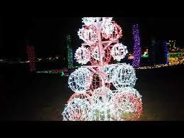 christmas lights train ride christmas light train ride at stillman railroad park in scotsdale