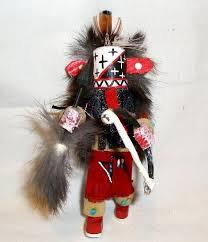 navajo warrior kachina ornament