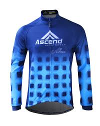 thermal cycling jacket volare thermal cycling jacket ascend sportswear
