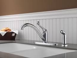 delta kitchen faucets warranty faucet com 400 bh dst in chrome by delta
