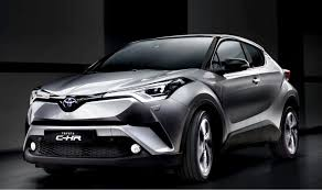 toyota new suv car toyota c hr crossover suv india launch by 2018 find new upcoming