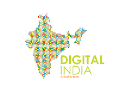 India Map Quiz by Design Logo And Create Tagline For Digital India Mygov In