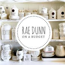 rae dunn rae dunn on a budget the grace gathered home