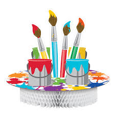 Artist Art Party Supplies Party Supplies Canada Open A Party