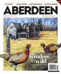 november birth animal aberdeen magazine november december 2016 by mcquillen creative