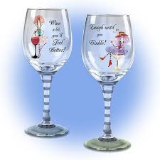 wine a you ll feel better 41 best wine glasses images on diy crafts and wine glass