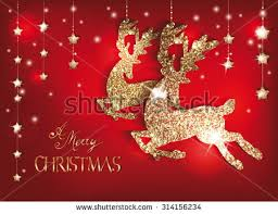 Christmas Decor With Deer by Christmas Deer Stock Images Royalty Free Images U0026 Vectors