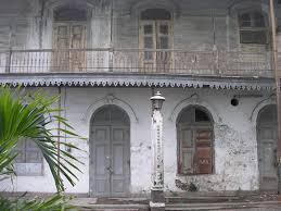 semarang a city walkthrough are these typical old houses from