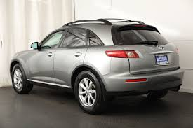 used 2007 infiniti fx35 base awd everett wa bayside auto sales
