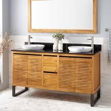 Teak Bathroom Cabinet Teak Vanities