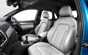 Audi Q3 Interior Pictures Audi Q3 2015 2017 Photos Q3 2015 2017 Interior And