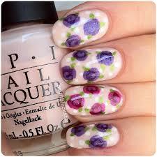 17 flower nail art ideas pretty designs