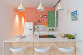 How To Make A Galley Kitchen Look Larger Designs For Small Kitchens