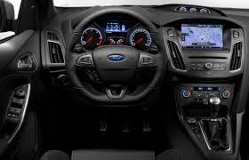ford focus diesel car of the week ford focus st tdci