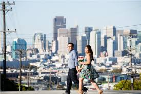 san francisco photographer pre wedding photography at potrero hill san francisco california
