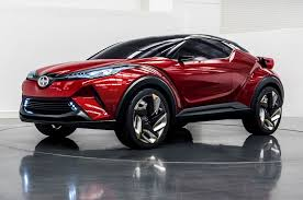 honda chr scion c hr concept previews the brand u0027s first crossover