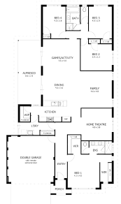 house plans narrow lot fancy 13 2 family house plans narrow lot with garage pool simple 5