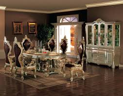 fine dining room tables wondrous furniture daccor for formal dining room designs luxury