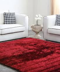 Black And Red Shaggy Rugs Best 25 Red Shag Rug Ideas On Pinterest Green Shag Rug Round