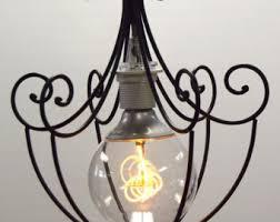 Edison Bulb Light Fixtures Edison Light Fixture Etsy