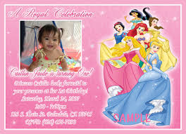custom birthday invitations custom princess birthday invitations stephenanuno