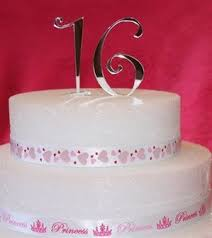 16 cake topper 23 birthday cake with tiara inspirational 23 best sweet 16 cake