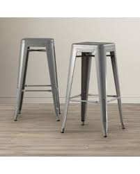 30 Inch Bar Stool Grey Bar Stools Bar Bar Stools Dhp Luxor Counter Stool Gray