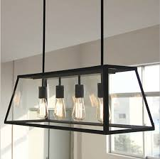 Glass L Shades For Ceiling Lights Vintage Pendant Light Industrial Edison L American Style Clear