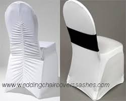 White Chair Covers Wholesale Wedding Chair Covers Cheap Wedding Chair Covers Wedding Linens At