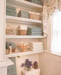 Powder Room Towels - creative powder room storage solutions grace brooke llc