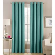 Teal Curtains Buy Teal Curtain Panels From Bed Bath U0026 Beyond