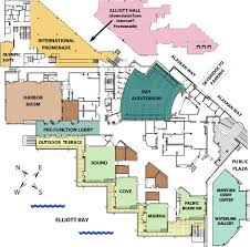 House Plans Washington State by Seattle Conference Center Floor Plans Capacity Charts Bell