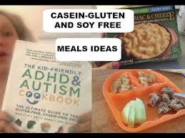 example of gluten free casein free and soy free diet autism diet