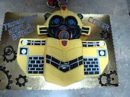 transformers bumblebee and optimus party cake topper transformers bumble bee birthday cake