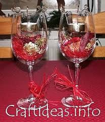 wedding decoration wedding glass decorations