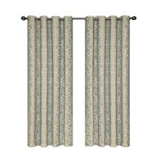 Blackout Curtains Eclipse Eclipse Blackout Kendall Blackout Denim Curtain Panel 84 In