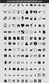 Resume Icons Free 90 Free High Quality Vector Web Icon Sets
