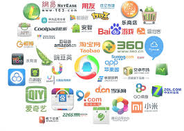 android app store the top ten android app stores in china 2015 technode